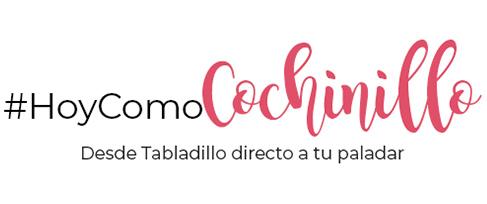 Recetas de cochinillo. Tabladillo -Segovia-