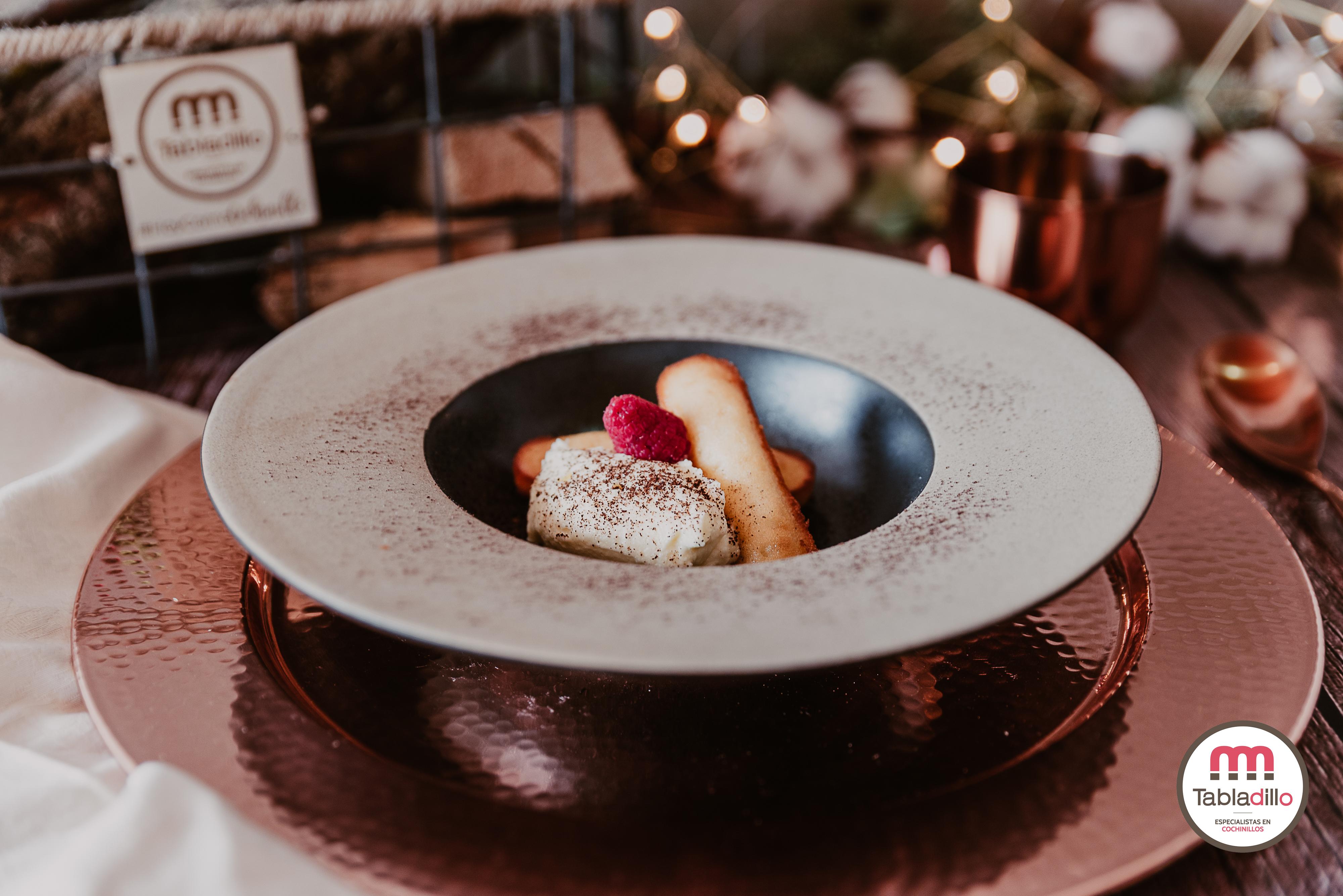 tabladillo menu de navidad
