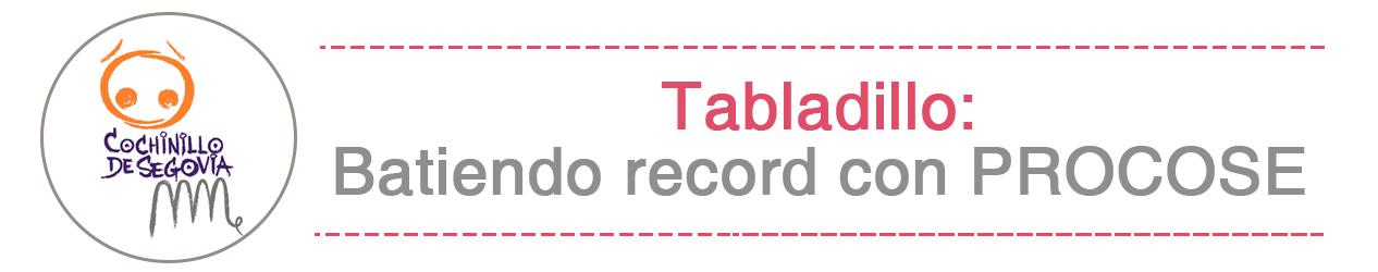 CABECERA RECORD PROCOSE