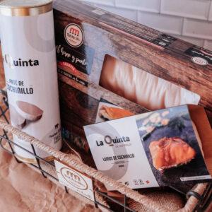 Al Horno Y Punto + Lomo + Paté Grande