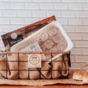 Al Horno Y Punto + Mini Hamburguesas