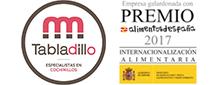 Venda e distribuição de leitões. Tabladillo. Segovia